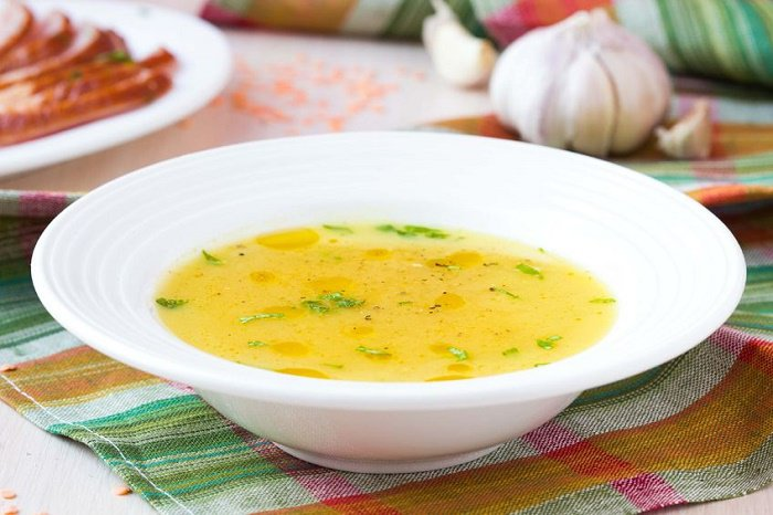 Healing soup for fibromyalgia
