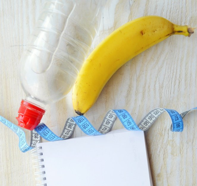Rules for the banana diet for weight loss