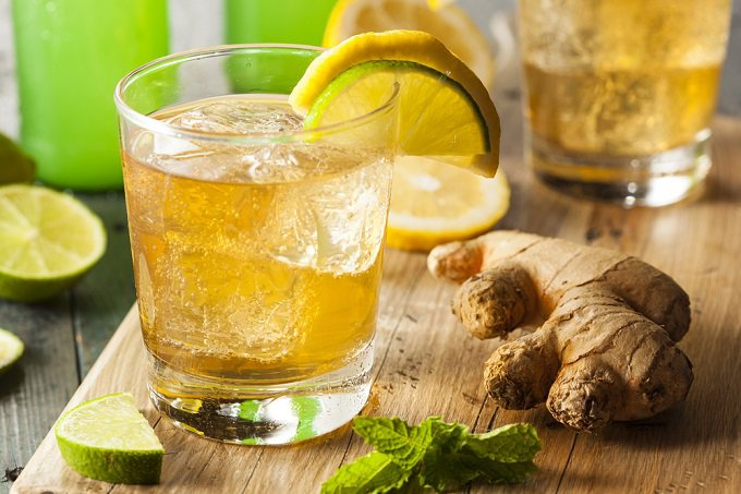 Ginger and lemon, the best combination for weight loss