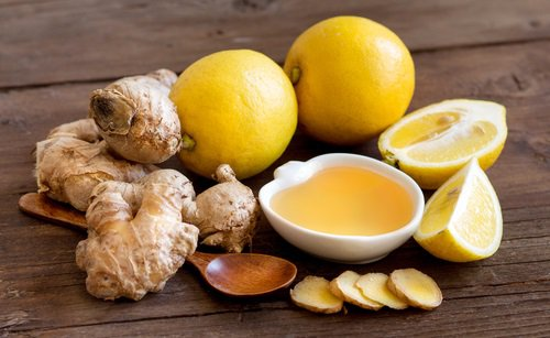 Other benefits of ginger and lemon