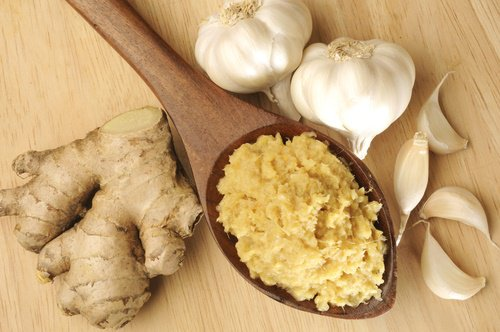 Remedies with garlic for vaginal odor