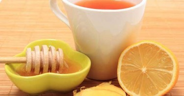 Natural homemade decongestant made from spices