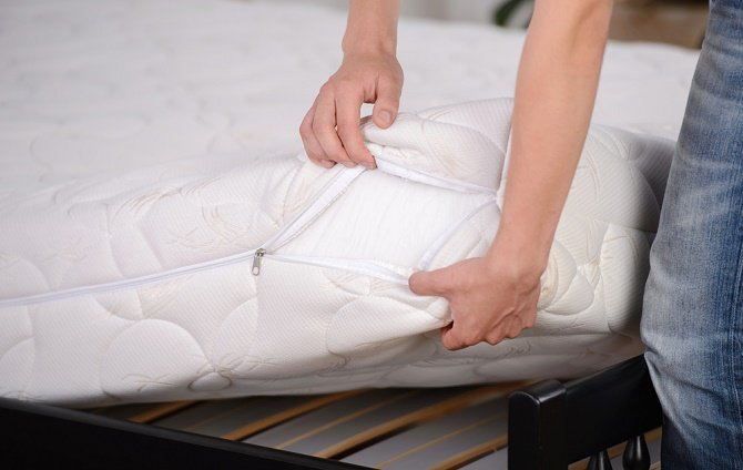 How to quickly eliminate dust mites from your mattress