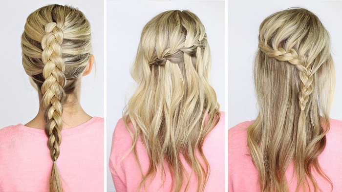 Wondrous 12 Easy Braided Hairstyles Short Hairstyles Gunalazisus