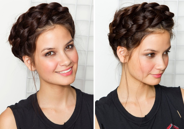 Marvelous 12 Easy Braided Hairstyles Hairstyle Inspiration Daily Dogsangcom
