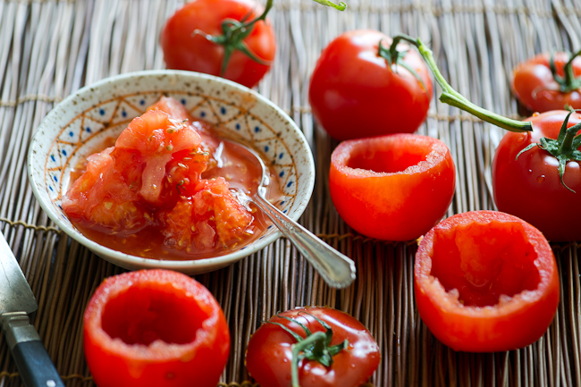 The antioxidant properties of tomatoes