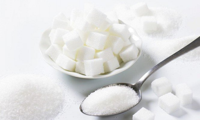 Eliminate all forms of sugar