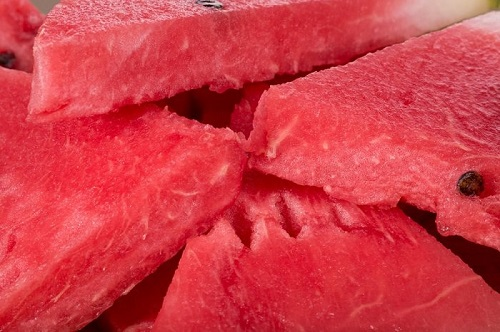 eat watermelon every day