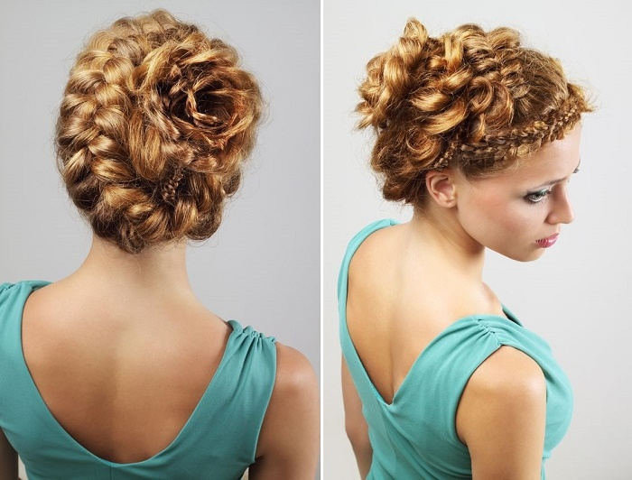 12 Easy braided hairstyles