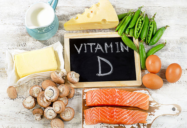 Vitamin D for bacterial vaginosis