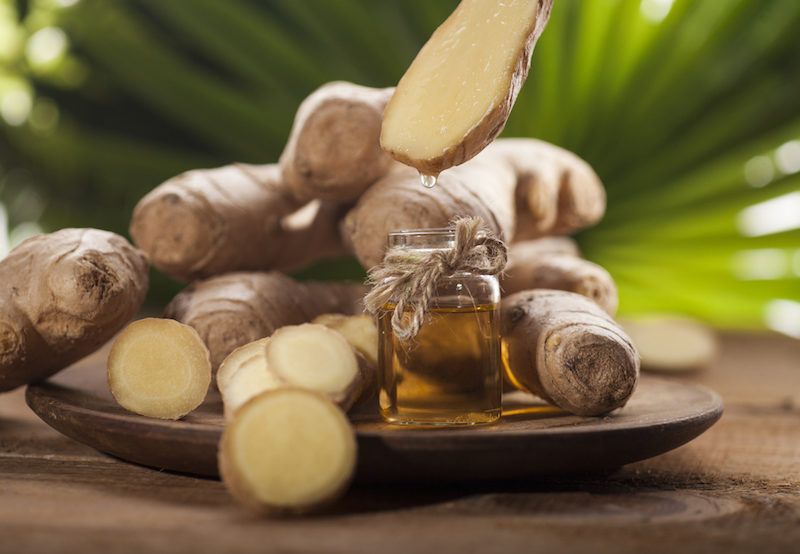 Benefits of Ginger Oil