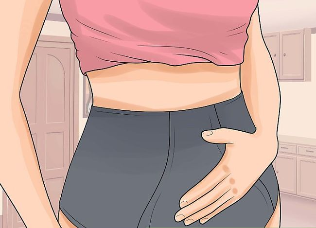 woman to Lower Belly